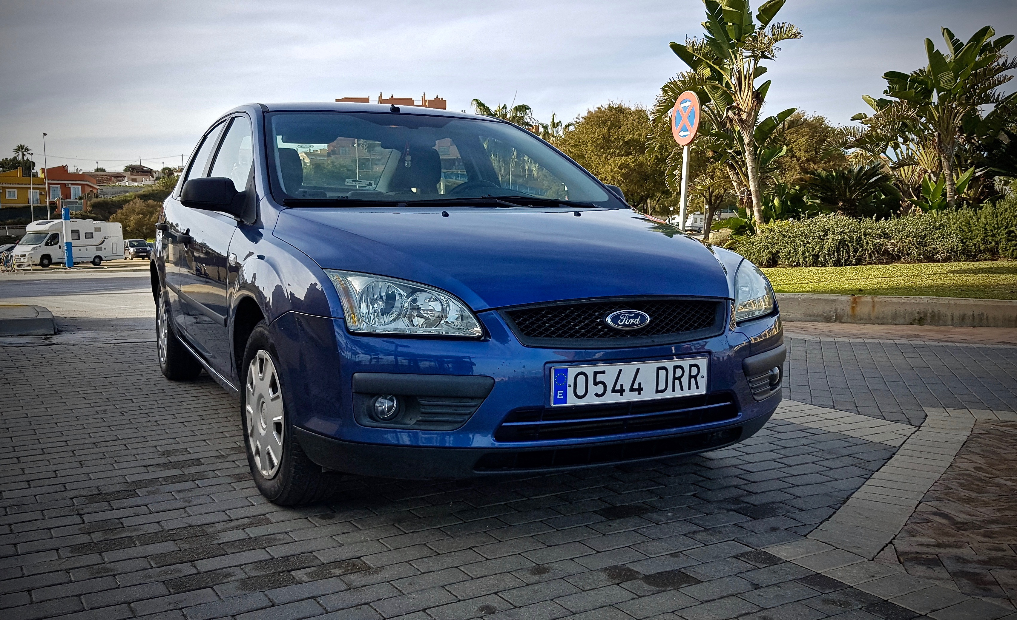 Ford Focus hb